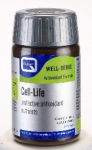 Cell Life  ( 30 V Tabs ) - Combination of Antioxidant Nutrients