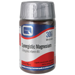 Synergistic Magnesium 150mg with vitamin B6 (30 Vegan Tabs)
