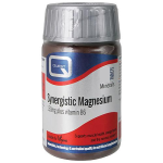 Synergistic Magnesium 150mg with vitamin B6 (60 Vegan Tabs)