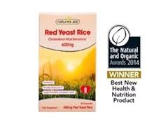Red Yeast Rice 600mg ( 90 Capsules )