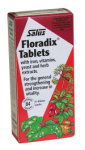 Floradix tablets (84 tabs) - for strength & vitality - with iron,vitamins,yeast & herbs