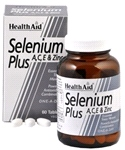 Selenium Plus (Vitamins A, C, E & Zinc) (60 tablets)