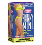 Skinny mini 90 caps - energizing weight loss formula