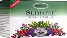 Slimatee (20 Herbal Tea Bags) PACK OF THREE - As seen on TV & National Papers