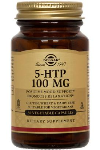 5-HTP (L-5-Hydroxytryptophan) Complex -100mg- 30 Vegetable Capsules