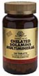 Solamins (High Potency Chelated Multi Minerals) (180 Tabs)
