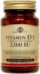 Vitamin D3  2200 IU ( 50 Vegetable Capsules )