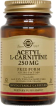 Acetyl-L-Carnitine 250mg (30 Veg Caps)