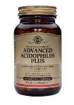 Advanced Acidophilus Plus (120 Vegicaps) - Probiotics