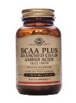 BCAA PLUS - Branched Chain Amino Acids - ( 50 Vegetable Capsules )