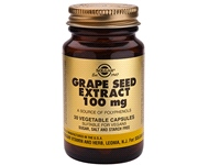 Grape Seed Extract 100mg (30 Veg Caps)
