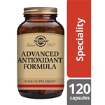 Advanced Antioxidant Formula 120 Vegetable Capsules