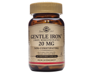 Gentle Iron 20mg Non-Constipating (180 Veg Caps)