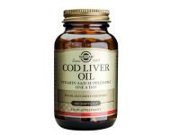 Cod Liver Oil (100 Softgels) - One a day Vitamin A & D supplement