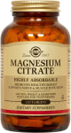 Magnesium citrate 200mg (Tabs 120)