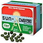 Sun Chlorella (1500 tablets)