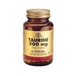 Taurine 500mg (50 Vegicaps)