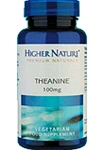 THEANINE (100mg) 60 v Caps - Reduces Anxiety Quickly