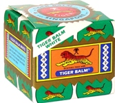 Tiger Balm ointment (19g)  - WHITE regular strength
