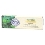 Toothpaste - Spearmint  - no fluoride (85ml)