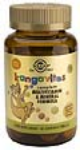 Kangavites Multivitamin for Children (Tropical Punch) (60 Tabs)