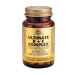 Ultimate B+C Complex (90 Tabs)