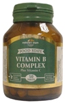 Vitamin B Complex (with Vitamin C) 50 tabs