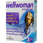 Wellwoman (30 caps) - Nutrition support for woman
