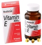 Vitamin E 400iu Natural (30 Vegicaps)