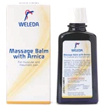 Massage Balm With Arnica (100ml) - For muscular pain, stiffness and bruises.