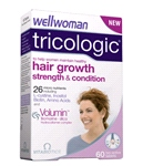Wellwoman Tricologic (60 tabs) - For Hair Growth
