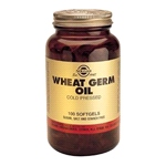 Wheat Germ Oil 1140mg (100 Softgels)
