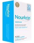 Nourkrin® Woman - 3 month Supply - (180 tablets)