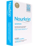 Nourkrin® Woman - 1 month Supply - (60 tablets)