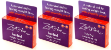 zotrim (3 x 180 tabs) - THREE MONTHS supply - for slimming  *Economy Pack*