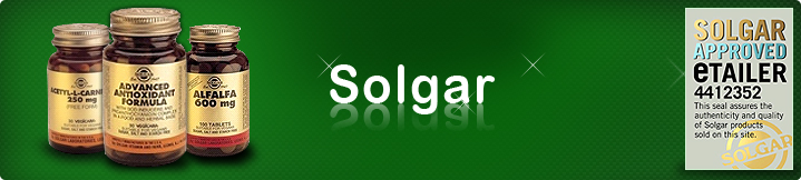 Solgar Products