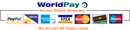 World Pay Secure Online Shopping